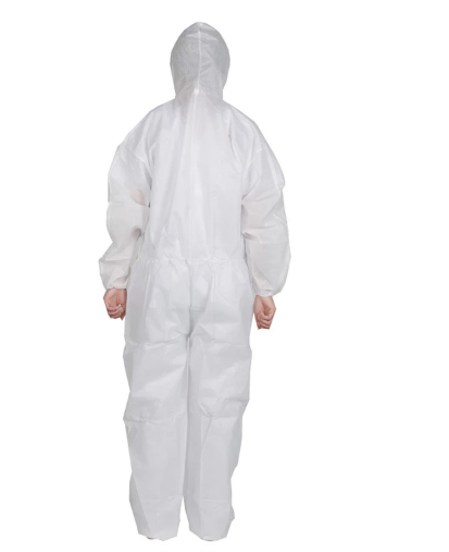 Full Body Coverall Personal Safety Virus Protective Clothing
