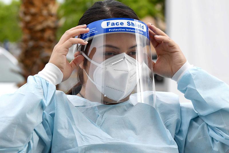 face shield- tava trading- mask supplier